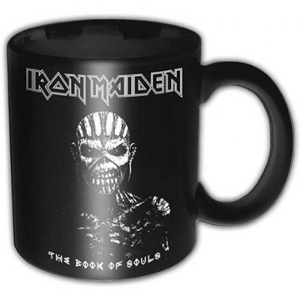 Iron Maiden Boxed Standard Mug: Book of Souls (Matt)